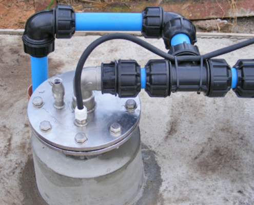 Borehole Water Treatment