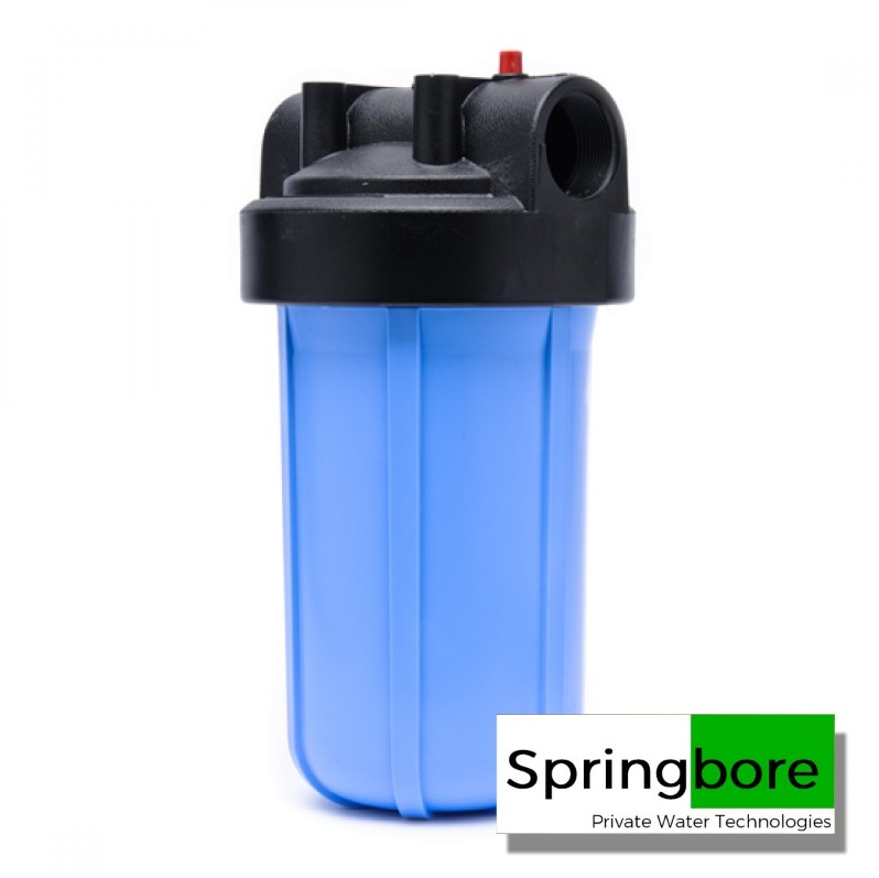 Water Filters for Private Water Supply Systems in UK