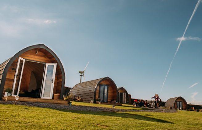 Caravan, Camping, Glamping and Yurt sites Water Treatment