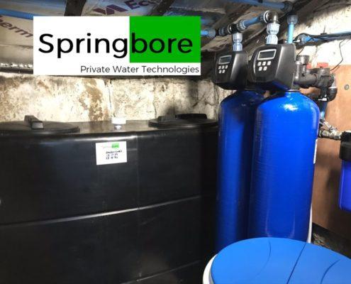 peaty water filter