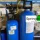 Water filtration for a borehole with high hydrogen sulphide odour