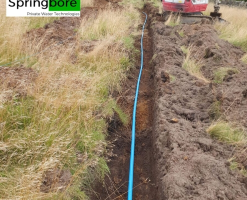 private-water-supply-groundworks