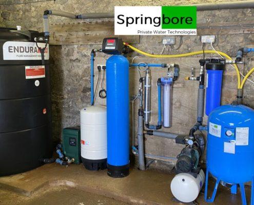 borehole-filtration